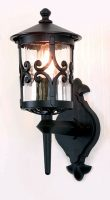 Elstead Hereford Traditional English Style Outdoor Wall Lantern