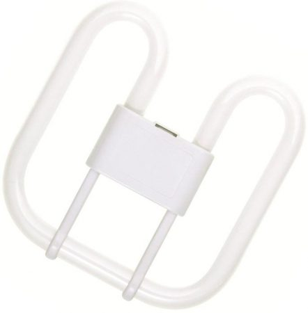 Bell 16w 2D 2 Pin 3500k White Fluorescent Tubes 10 Pack