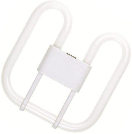 Bell 16w 2D 4 Pin 3500k White Fluorescent Tubes 10 Pack