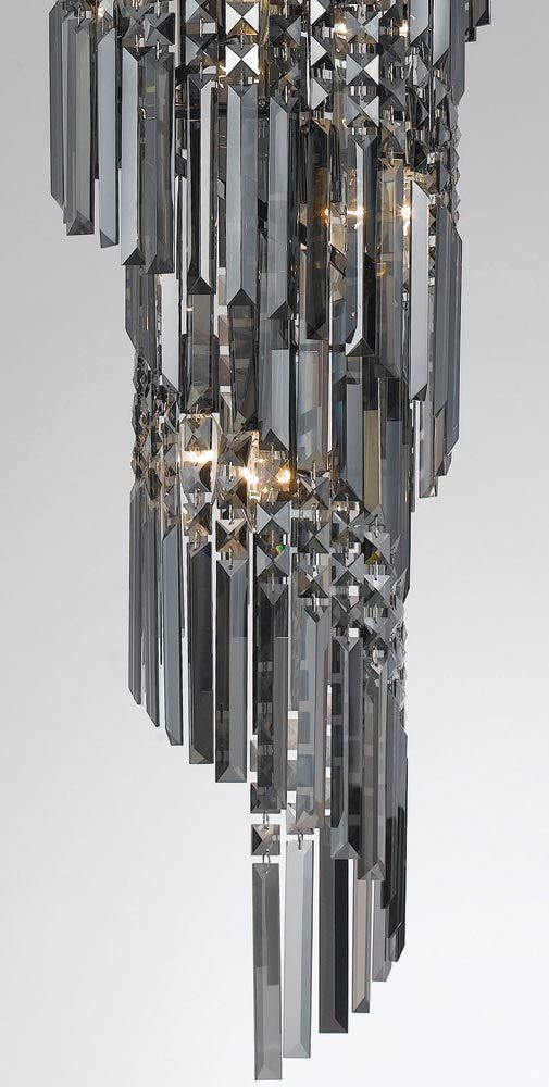 contemporary spiral led dca chandelier australia products w designer h