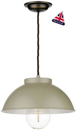 David Hunt Cotswold Traditional Kitchen Pendant French Cream