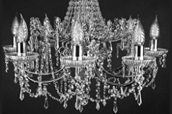 How To Clean Crystal Chandelier Lights