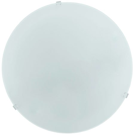 Mars Flush Satin Glass Ceiling Or Wall Light