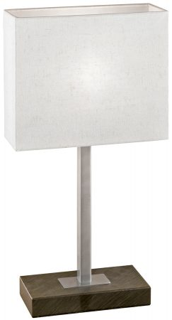 Pueblo Modern Antique Brown Touch Table Lamp