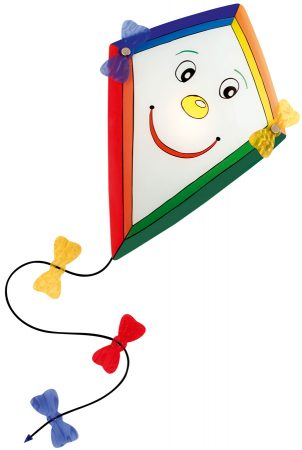 Childs Kite Ceiling Or Wall Light