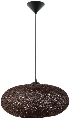Campilo Chocolate Mesh Modern Ceiling Pendant Light