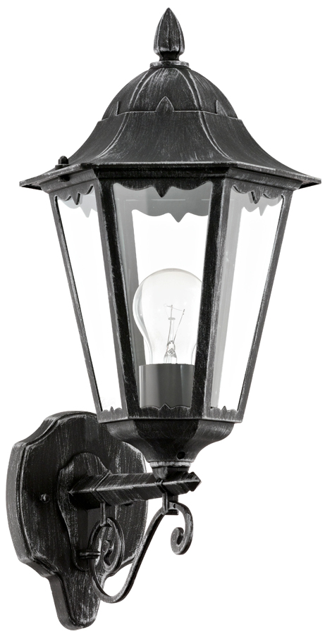 Traditional Victorian Style Upward Outdoor Wall Light