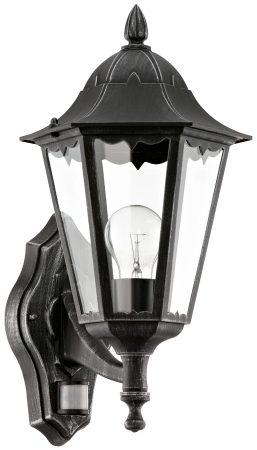 Navedo Victorian Upward Outdoor Motion Sensor Wall Light