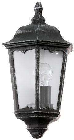 Victorian Style Outdoor Half Wall Lantern Light