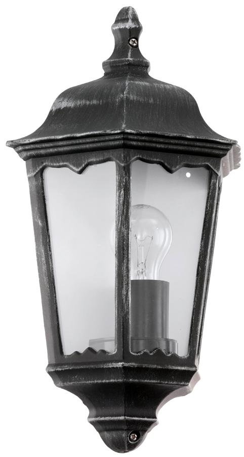 Victorian Style Outdoor Half Wall Lantern Light 93459