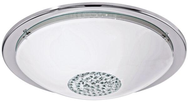 Giolina Modern Crystal Flush LED Ceiling Light
