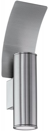 Riga Stainless Outdoor Up And Down LED Reflector Light