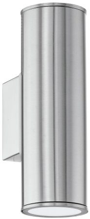 Riga Stainless Steel Outdoor LED Up And Down Wall Light