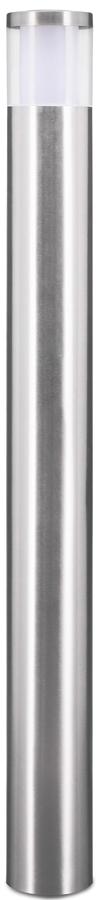 Modern Stainless Steel LED Garden Bollard Light