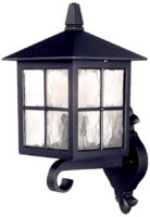 Winchester Traditional English Upward Outdoor Wall Light