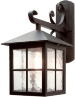 Winchester Traditional Scrolled Mount Outdoor Wall Light