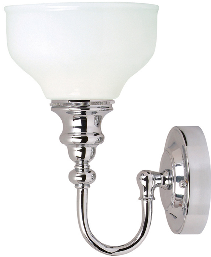 Period Bathroom Lighting Ideas cheadle period style chrome bathroom wall light uk made bath/cd1