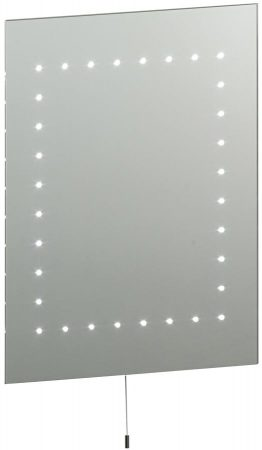 Mareh Small IP44 Switched LED Bathroom Mirror Light