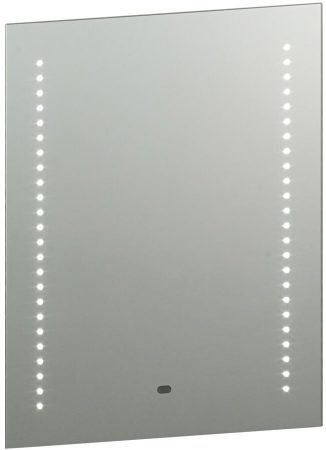 Spegal Shaver Socket LED Bathroom Mirror Light With Sensor