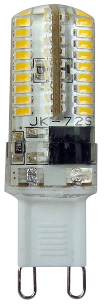 Clear G9 Dimmable LED Lamp Bulb 4w 250 Lumens Neutral White 4000k