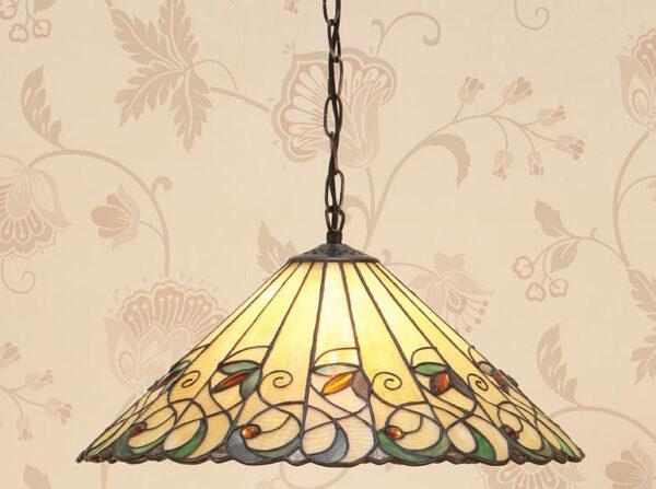Jamelia Tiffany Pendant Light Medium Art Nouveau