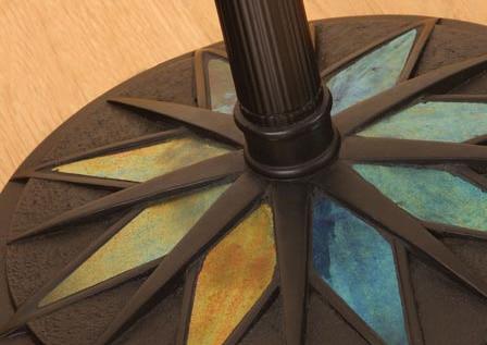 Dark star tiffany floor lamp uplighter art deco design 64042 dark star tiffany floor lamp uplighter art deco design aloadofball Choice Image
