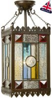 Persian Style Hand Made Victorian Lantern UK made