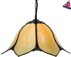 Topkapi Art Nouveau Style Pendant Light UK Handmade