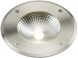 316 Stainless Steel 9W LED 160mm Recessed Ground Light IP65