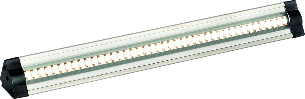 Triangular profile 11w warm white LED 1000mm under cabinet light