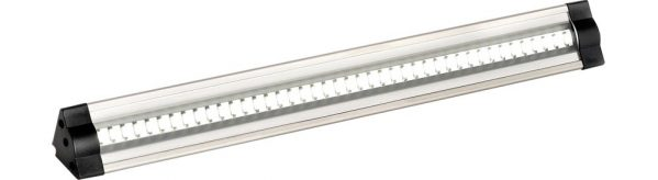 Triangular Profile 3w Cool White LED 300mm Under Cabinet Light