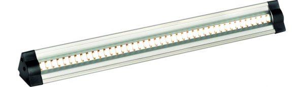 Triangular Profile 3w Warm White LED 300mm Under Cabinet Light