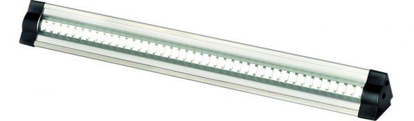 Triangular Profile 5w Cool White LED 500mm Under Cabinet Light