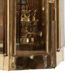 Handmade Solid Brass Vintage Porch Bulkhead Light