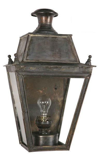 Balmoral large brass victorian flush outdoor wall lantern 425af balmoral large brass victorian flush outdoor wall lantern mozeypictures Choice Image