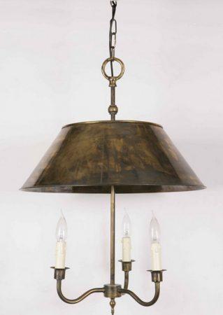 Broughton Replica Period 3 Lamp Candelabra Pendant