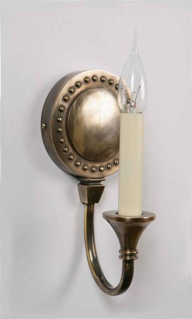 Handmade Opera Solid Brass Relica Period Wall Light