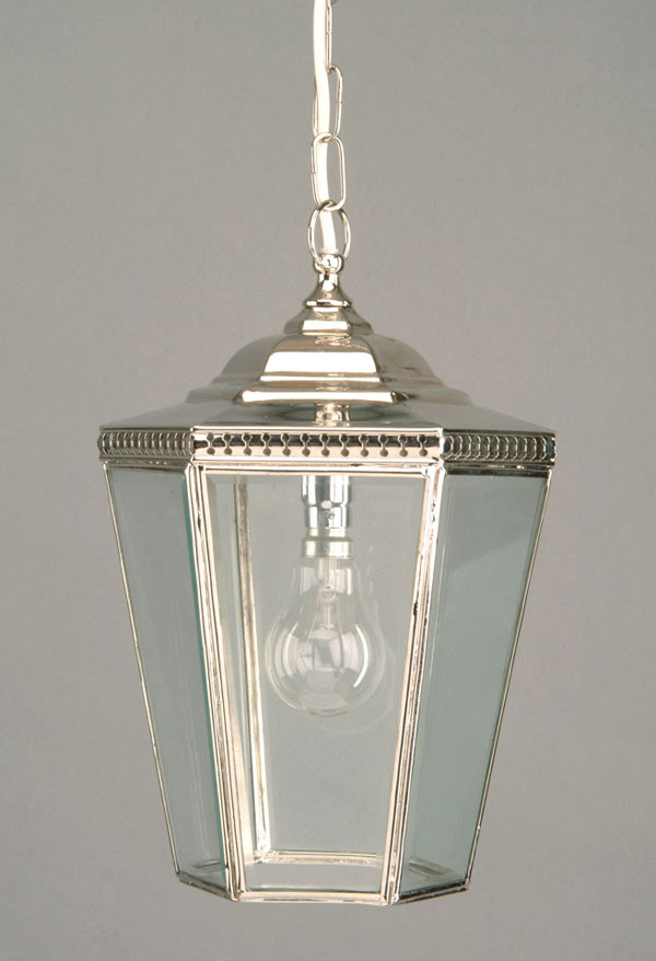 Chelsea georgian period hanging outdoor porch lantern for Outdoor hanging porch lights