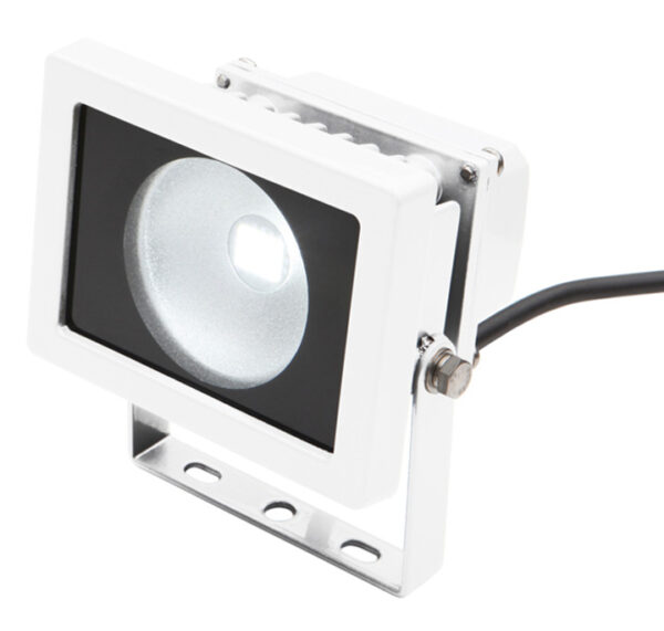 White 750 Lumens Outdoor 10w LED Flood Light