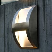 Light fittings lamps for indoor outdoor lighting modern outdoor wall lights mozeypictures Gallery