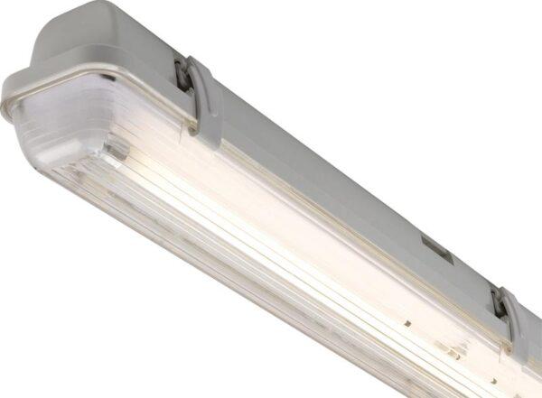 Ultra-Slim 2ft Non Corrosive 1 x 14w T5 Garage Fluorescent IP65