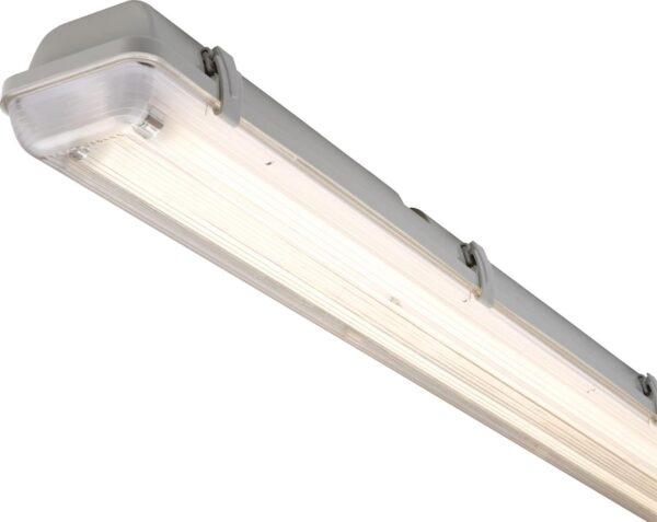 Ultra-Slim 5ft Non Corrosive 2 x 35w Twin T5 Garage Fluorescent IP65