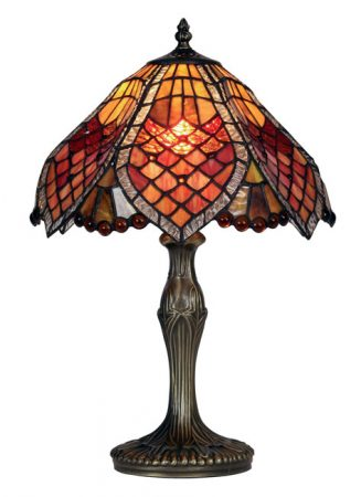 Medium Orsino 305mm Tiffany Table Lamp