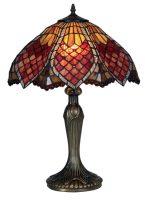 Large Orsino 420mm Tiffany Table Lamp