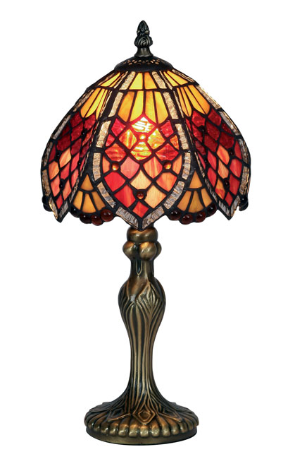Small Orsino 200mm Tiffany Table Lamp
