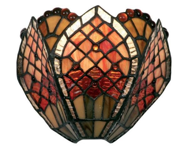 Sensual Orsino Tiffany Wall Light