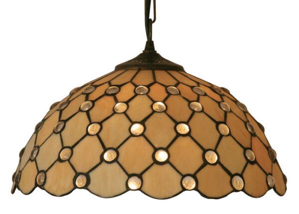 Jewel Handmade 350mm Tiffany Pendant Light