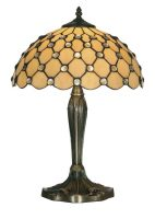 Jewel 350mm Tiffany Table Lamp