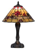 Butterfly 340mm Tiffany Table Lamp