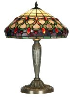Oberon 360mm Tiffany Table Lamp